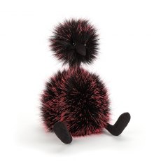 Jellycat Medium Liquorice Pompom
