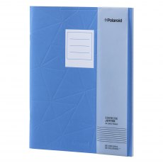 Polaroid Blue Large Jotter Notebook