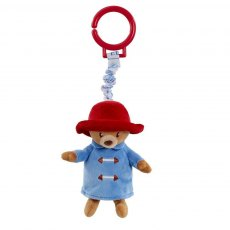 Paddington for Baby Jiggle Attachable Toy