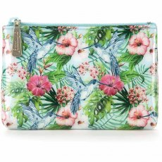 Catseye Hummingbird Make-Up Pouch