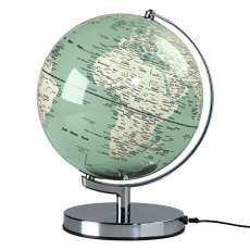 Swedish Green Globe Light