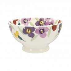 Emma Bridgewater Wallflower Border French Bowl