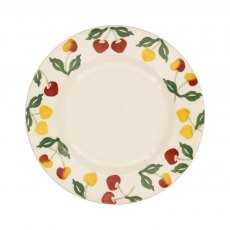 Emma Bridgewater Summer Cherries 8 1/2' Plate