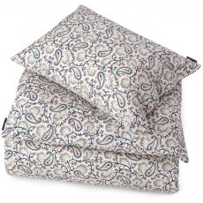 Lexington Authentic Collection Printed Sateen Single Duvet Cover