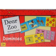 Dear Zoo Animal Dominoes
