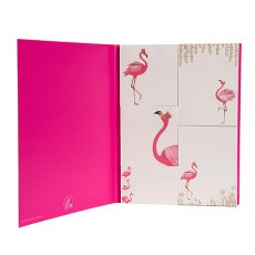 Sara Miller Flamingo Sticky Note Set