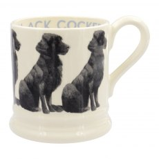 Emma Bridgewater Black Cocker 1/2pt Mug