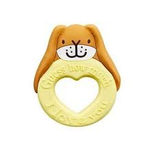 Guess How Much I Love You Nutbrown Hare Teether