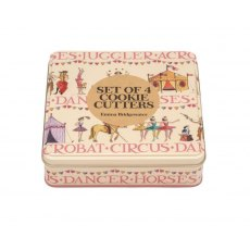 Emma Bridgewater Circus Cookie Cookie Cutters in Tin