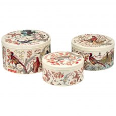 Emma Bridgewtaer Game Birds Cake Tins Set