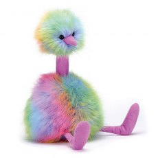 Jellycat  Medium Rainbow Pompom