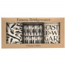 Emma Bridgewater Knives & Forks Caddies Set