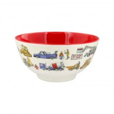 Emma Bridgewater Builders At Work Melamine Bowl