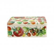 Emma Bridgewater Vegetable Garden Deep Rectangular Storage Tin