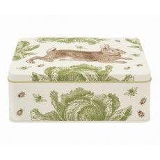 Thornback & Peel Deep Rectangular Tin