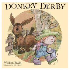 Donkey Derby Board Book