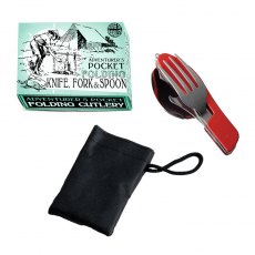 Junior Pocket Knife Fork & Spoon