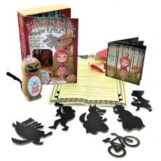 Little Red Riding Hood Shadow Puppet Set