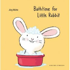 Bathtime For Little Rabbit Board Book