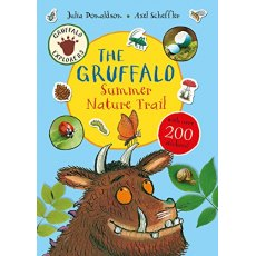 The Gruffalo Spring & Summer Nature Trail Activity Book