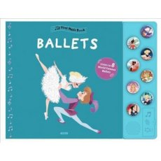 My First Ballet Music Sound Book