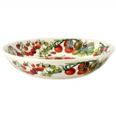 Emma Bridgewater Vegetable Garden Tomatoes Medium Pasta Bowl
