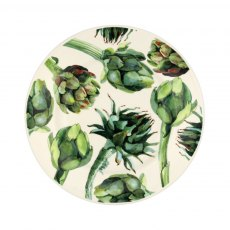 "Emma Bridgewwater Vegetable Garden Artichoke 8.5"" Plate"