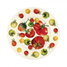 "Emma Bridgewater Vegetable Garden Tomatoes 8.5"" Plate"