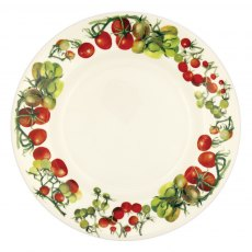 "Emma Bridgewater Vegetable Garden Tomatoes 10.5"" Plate"
