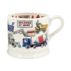 Emma Bridgewater Builders At Work Baby Mug