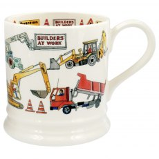 Emma Bridgewater Builders At Work 1pt Mug