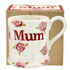 Emma Bridgewater Tiny Scattered Rose Mum 1/2pt Mug