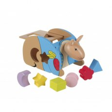 Peter Rabbit™ Shape Sorter