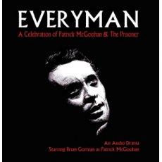 Everyman CD ''EVERYMAN - A Celebration of Patrick McGoohan and The Prisoner'