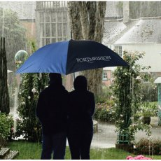 Portmeirion Guest Umbrella