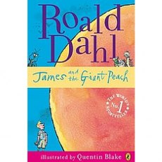 Roald Dahl James & The Giant Peach