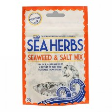 Sea Herbs Seaweed & Salt Mix 50g