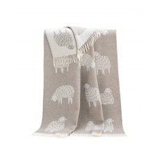 Mima Pure Wool Throw