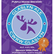 Purple Moose Cwrw Glaslyn