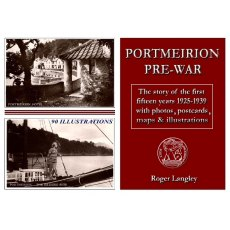 Portmeirion Pe-War by Roger Langley