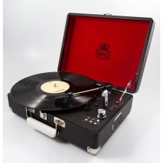 GPO Attaché Record Player