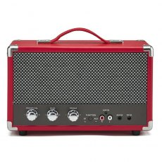 GPO Westwood Speaker Red