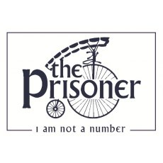 The Prisoner I am Not A Number Fridge Magnet