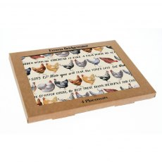 Emma Bridgewater Hens Set of 4 Placemats