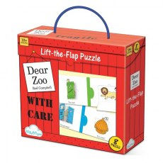 Dear Zoo Lift The Flap Puzzle