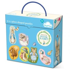 Peter Rabbit Puzzle Box