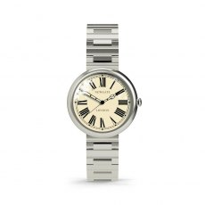 Liberty Watch Roman Dial - Stainless Steel