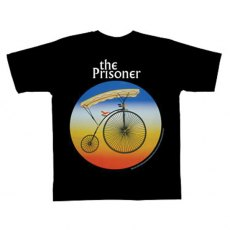The Prisoner Penny Farthing T-Shirt