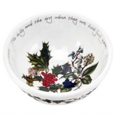 The Holly & The Ivy Seconds Fruit Salad Bowl (5.5 inch)