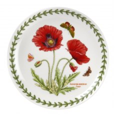 Botanic Garden 6 inch  Coupe Plate
